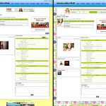 Plenty Other Fish Profile Page Split